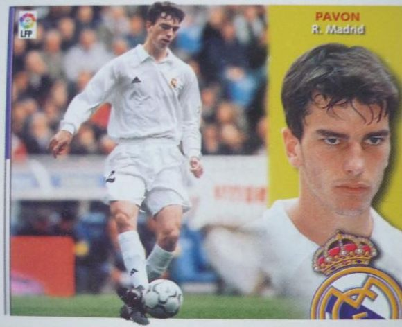 Pavon - Real Madryt